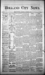 Holland City News, Volume 2, Number 35: October 18, 1873 by Holland City News