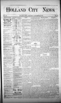 Holland City News, Volume 2, Number 40: November 22, 1873 by Holland City News