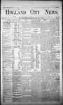 Holland City News, Volume 2, Number 46: January 3, 1874