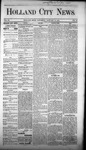 Holland City News, Volume 2, Number 48: January 17, 1874