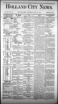Holland City News, Volume 3, Number 22: July 18, 1874 by Holland City News