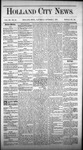 Holland City News, Volume 3, Number 33: October 3, 1874 by Holland City News
