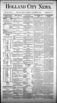 Holland City News, Volume 3, Number 43: December 12, 1874 by Holland City News