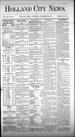 Holland City News, Volume 3, Number 45: December 26, 1874 by Holland City News