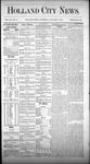 Holland City News, Volume 3, Number 47: January 9, 1875