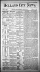 Holland City News, Volume 4, Number 8: April 10, 1875