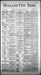 Holland City News, Volume 4, Number 9: April 17, 1875
