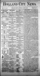 Holland City News, Volume 4, Number 17: June 12, 1875