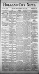 Holland City News, Volume 4, Number 24: July 31, 1875 by Holland City News
