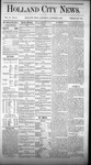 Holland City News, Volume 4, Number 33: October 2, 1875 by Holland City News