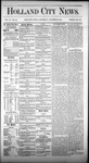 Holland City News, Volume 4, Number 36: October 23, 1875 by Holland City News