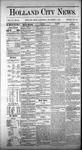 Holland City News, Volume 4, Number 42: December 4, 1875 by Holland City News