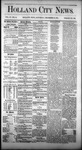 Holland City News, Volume 4, Number 44: December 18, 1875 by Holland City News