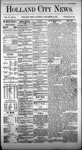 Holland City News, Volume 4, Number 45: December 25, 1875 by Holland City News