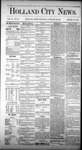 Holland City News, Volume 4, Number 49: January 22, 1876