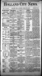 Holland City News, Volume 4, Number 52: February 12, 1876 by Holland City News