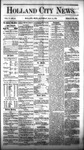 Holland City News, Volume 5, Number 13: May 13, 1876 by Holland City News