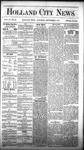 Holland City News, Volume 6, Number 29: September 1, 1877 by Holland City News
