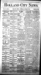 Holland City News, Volume 6, Number 34: October 6, 1877 by Holland City News
