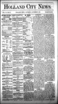 Holland City News, Volume 6, Number 37: October 27, 1877