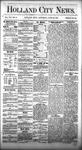 Holland City News, Volume 7, Number 10: April 20, 1878