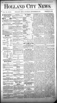 Holland City News, Volume 7, Number 33: September 28, 1878 by Holland City News
