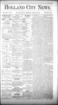Holland City News, Volume 8, Number 29: August 30, 1879 by Holland City News
