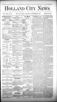 Holland City News, Volume 8, Number 30: September 6, 1879 by Holland City News