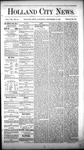 Holland City News, Volume 8, Number 33: September 27, 1879 by Holland City News