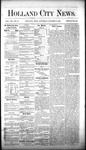 Holland City News, Volume 8, Number 35: October 11, 1879 by Holland City News