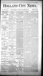 Holland City News, Volume 8, Number 45: December 20, 1879 by Holland City News