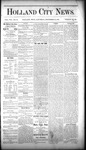 Holland City News, Volume 8, Number 46: December 27, 1879 by Holland City News