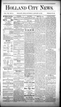 Holland City News, Volume 8, Number 48: January 10, 1880 by Holland City News