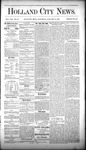 Holland City News, Volume 8, Number 49: January 17, 1880 by Holland City News