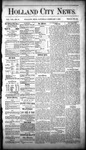Holland City News, Volume 8, Number 52: February 7, 1880 by Holland City News