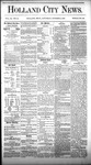 Holland City News, Volume 9, Number 35: October 9, 1880 by Holland City News