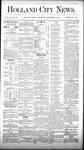 Holland City News, Volume 9, Number 43: December 4, 1880 by Holland City News