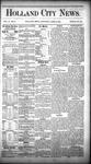 Holland City News, Volume 10, Number 8: April 2, 1881