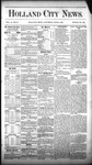 Holland City News, Volume 10, Number 17: June 4,1881