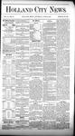 Holland City News, Volume 10, Number 19: June 18, 1881