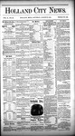 Holland City News, Volume 10, Number 29: August 27, 1881 by Holland City News