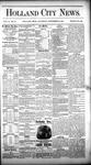 Holland City News, Volume 10, Number 31: September 10, 1881 by Holland City News
