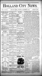 Holland City News, Volume 10, Number 32: September 17, 1881 by Holland City News