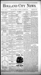 Holland City News, Volume 10, Number 37: October 22, 1881 by Holland City News