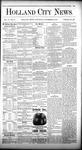 Holland City News, Volume 10, Number 41: November 19, 1881