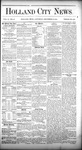 Holland City News, Volume 10, Number 47: December 31, 1881