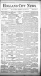 Holland City News, Volume 10, Number 49: January 14, 1882
