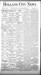 Holland City News, Volume 11, Number 44: December 9, 1882 by Holland City News