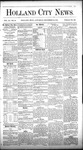 Holland City News, Volume 11, Number 46: December 23, 1882 by Holland City News