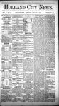 Holland City News, Volume 11, Number 49: January 13, 1883